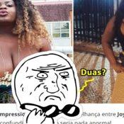 A Internet brasileira não está sabendo lidar com o cover super realista da Jojo Todynho