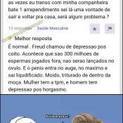 Depressão pós coito