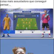Como intimidar os adversários no Fifa 19