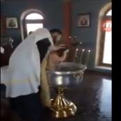 Eis que você é padre acorda p#taço da vida e tem que batizar a criançada atentada