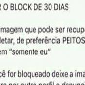 Jeitinho BR para retirar o block de 30 dias do Facebook