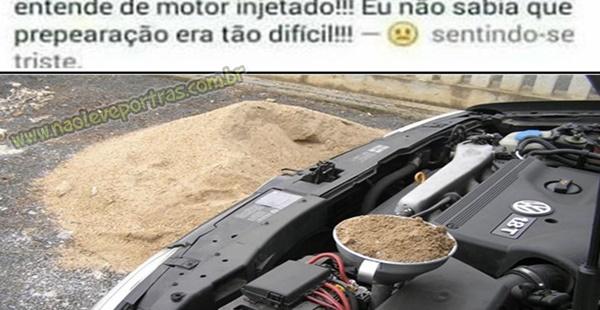 Como polir o motor do seu carro por dentro