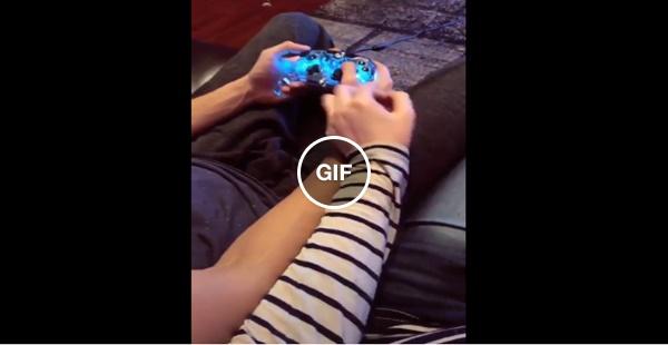 Quando você dispensa a sua namorada por causa de video game