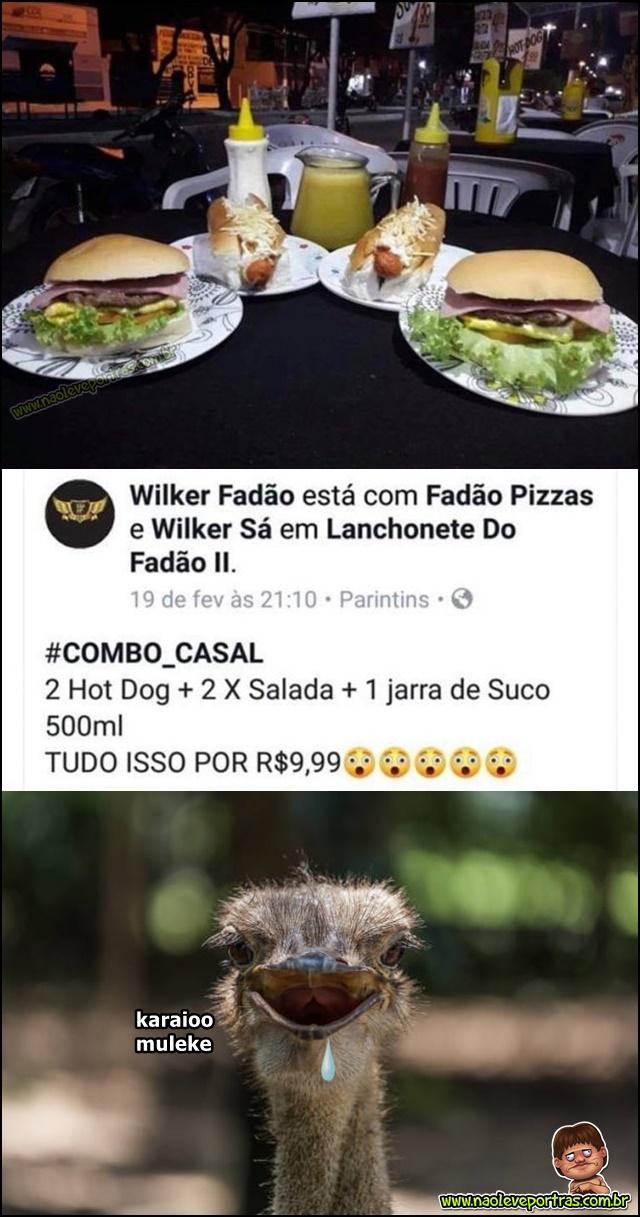 O combo casal mais sinistro do Brasil