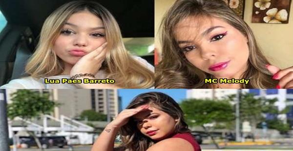 A internet Brasileira não está sabendo lidar com a versão adulta da MC Melody