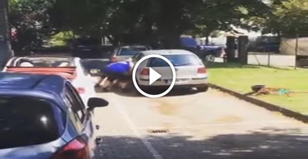 Nunca mais vai estacionar errado