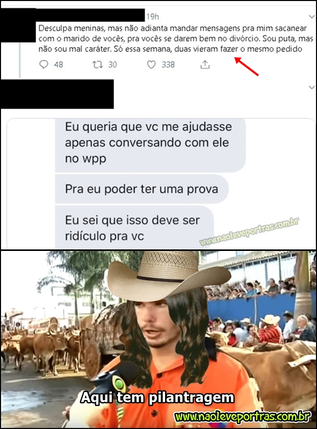 As espertinhas do divórcio