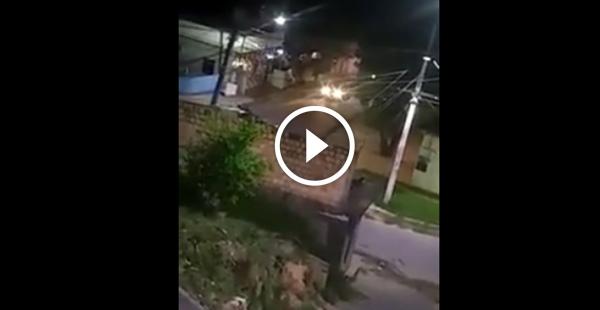 A polícia estava torcendo pelo Grêmio