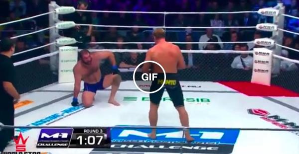 A incrível técnica que permite acabar com a luta em poucos segundos