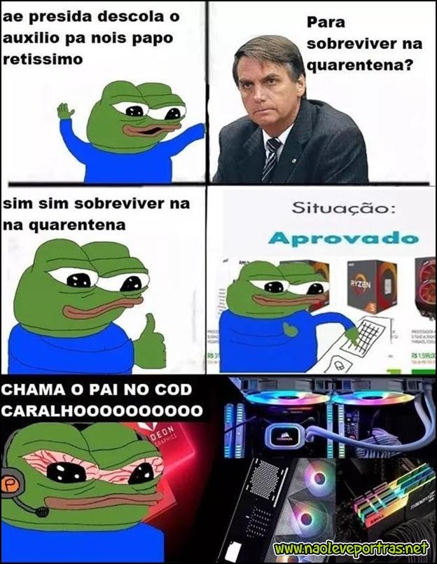 Lolzinho vai rodar em fulll HD com ajuda do governo