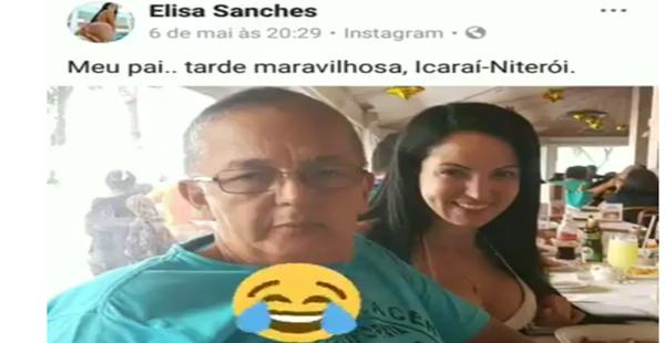 O pai mais orgulhoso do Brasil
