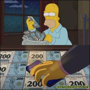 Os Simpsons atacam novamente