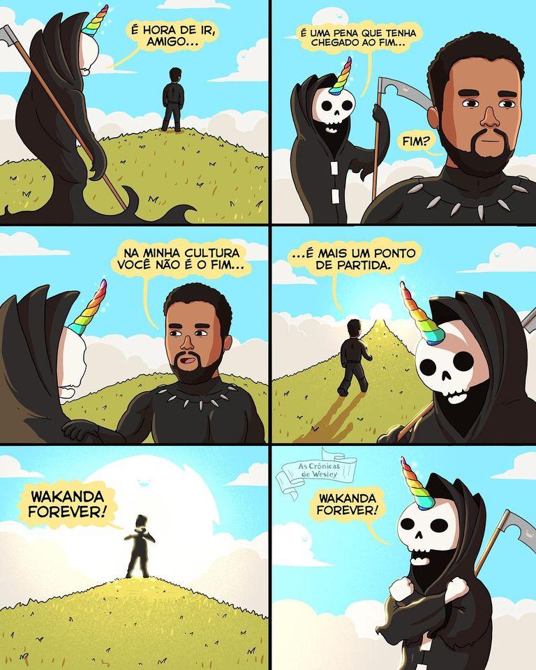 Forever Wakanda