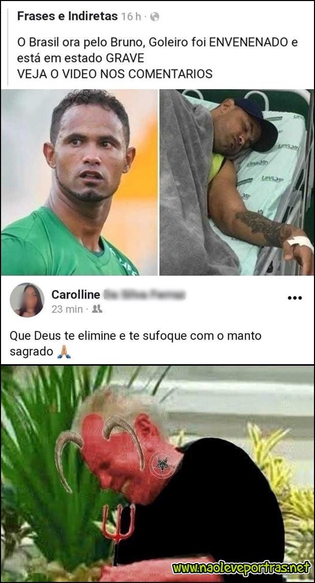 O Brasil está com Bruno