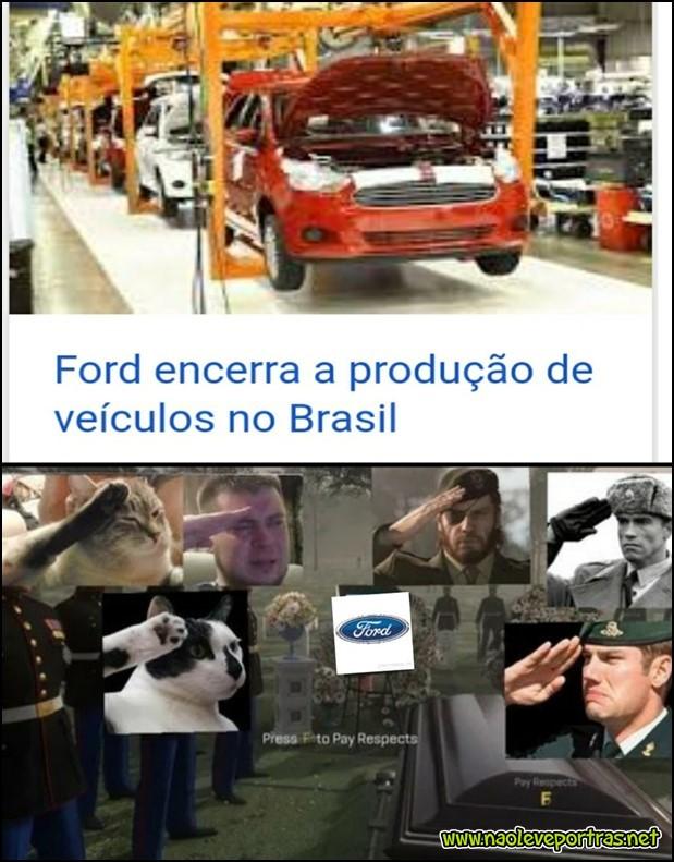 Rip Ford no Brasil